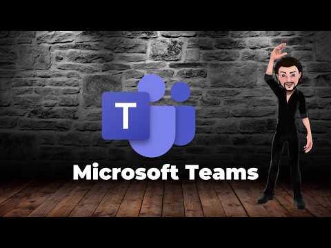 MS Teams Erklärvideo Teil 1