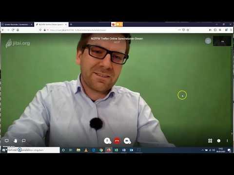 (Lehrkräfte) mit SuS Probleme lösen - Online-Sprechstunde via Jitsi